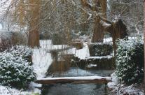Balade à Hondouville en hiver • ©Delphine-Remy