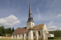 Balade à Hondouville : l'Église