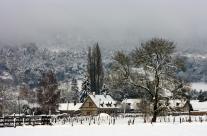 Balade à Hondouville en hiver • ©Hélène Labeylie